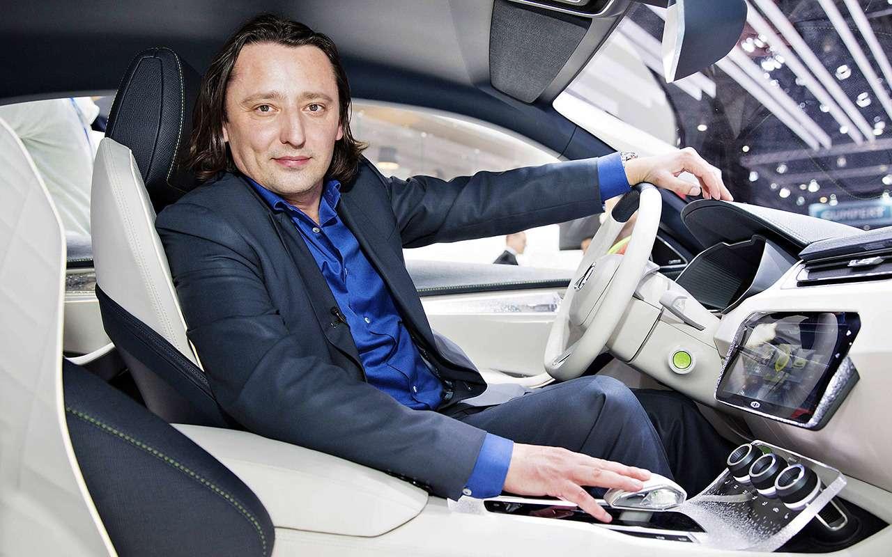 Внешность Rolls-Royce отдали наоткуп бывшему дизайнеру Шкоды— фото 962344