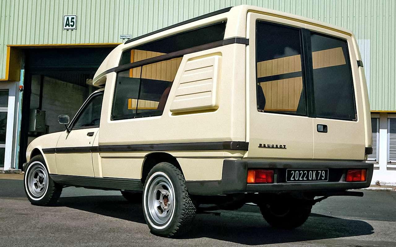 Peugeot 504 Loisirs Prototype (1979)