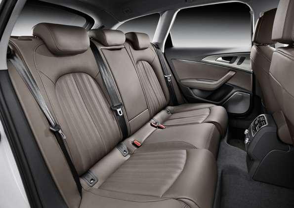 Audi A6allroad quattro /Innenraum