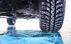 Шины длякроссоверов: тест 14шиповок наснегу ильду