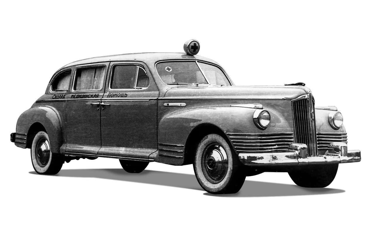 Уникальная Победа ГАЗ-М20: ретротест машины cкорой помощи— фото 1085344