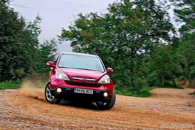 Тест Honda CR-V. Вверх потечению— фото 70532