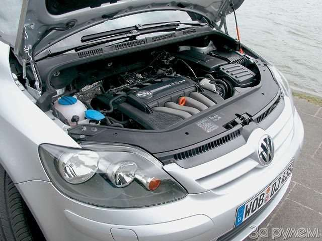 Volkswagen Golf Plus. Вагон задора— фото 58356