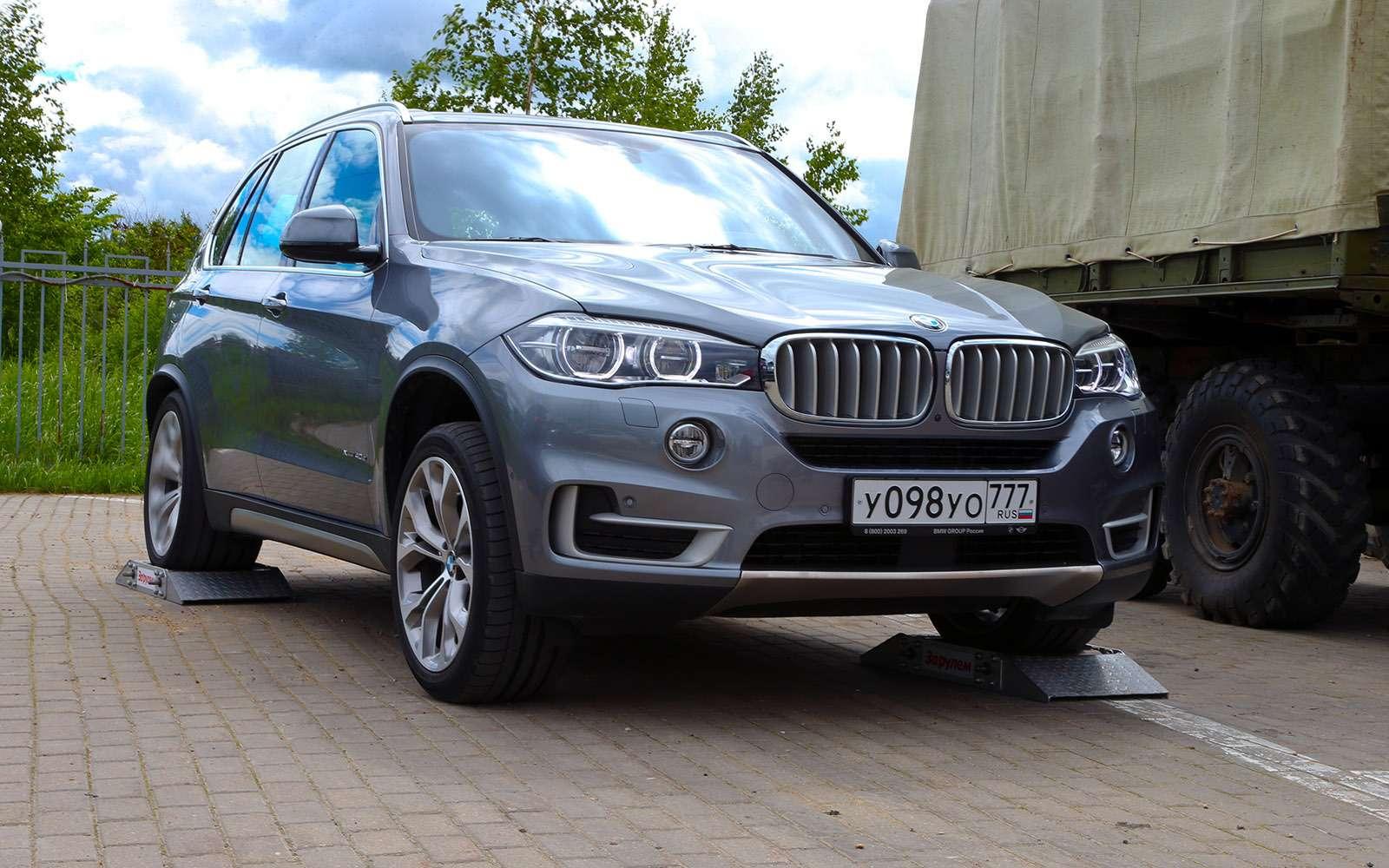 Новый Land Rover Discovery против конкурентов— тест ЗР— фото 784682