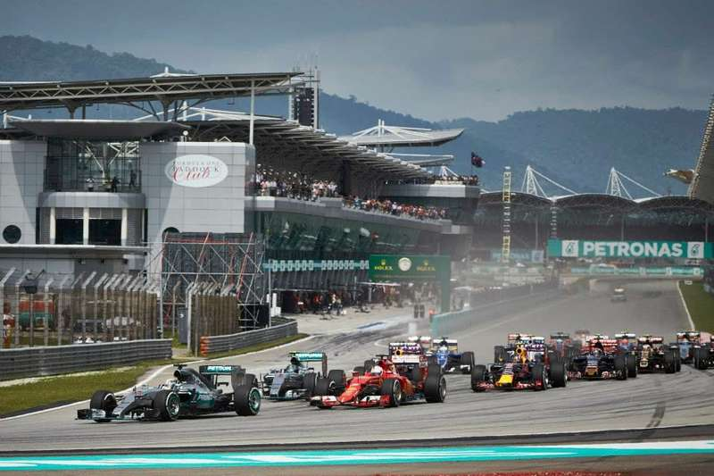 Формула 1_гонка