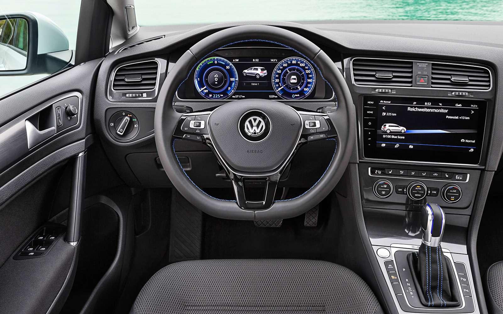 Volkswagen Golf — сравниваем новые версии— фото 755768