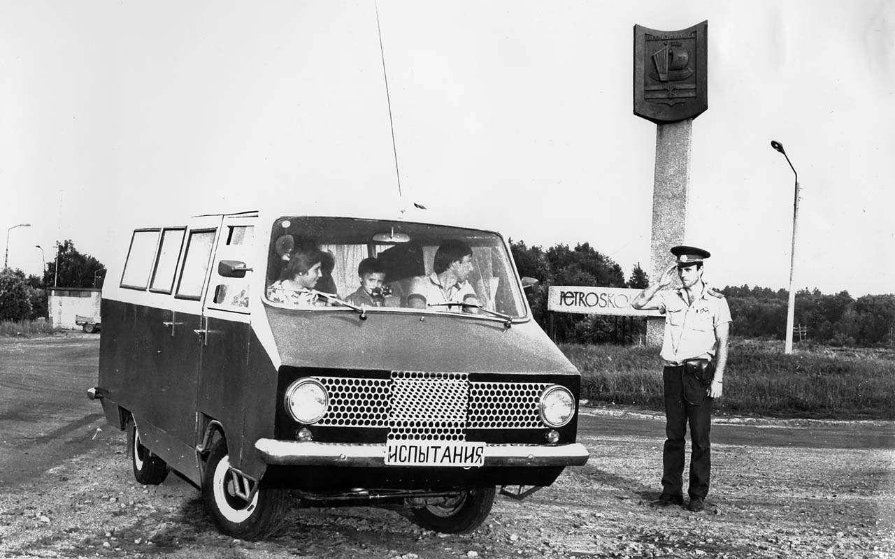 15уникальных самодельных автомобилей времен СССР— фото 809921
