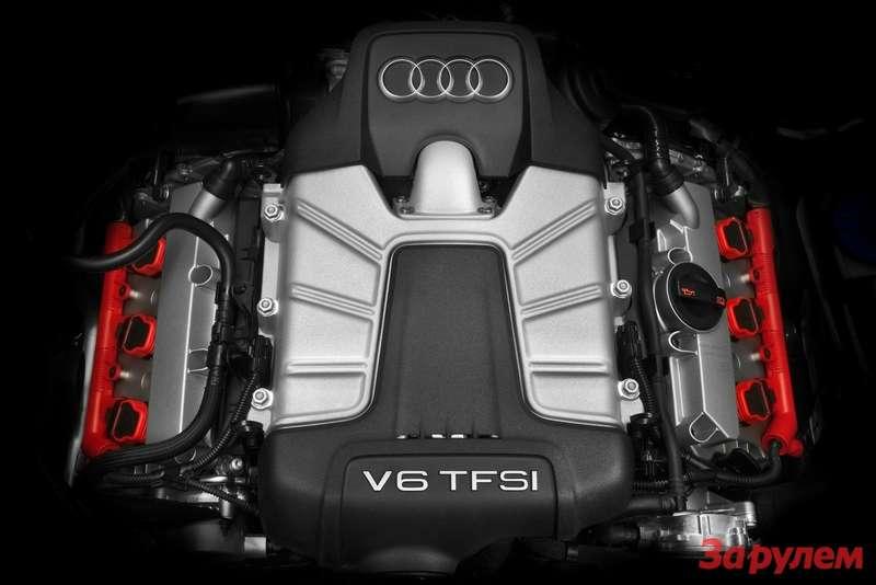 Audi SQ53.0 TFSI engine