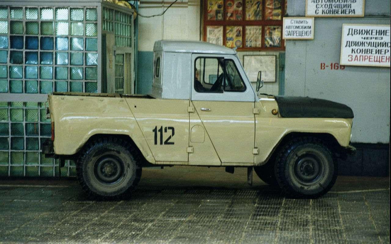 Недляпродажи: 15уникальных отечественных автомобилей— фото 947364