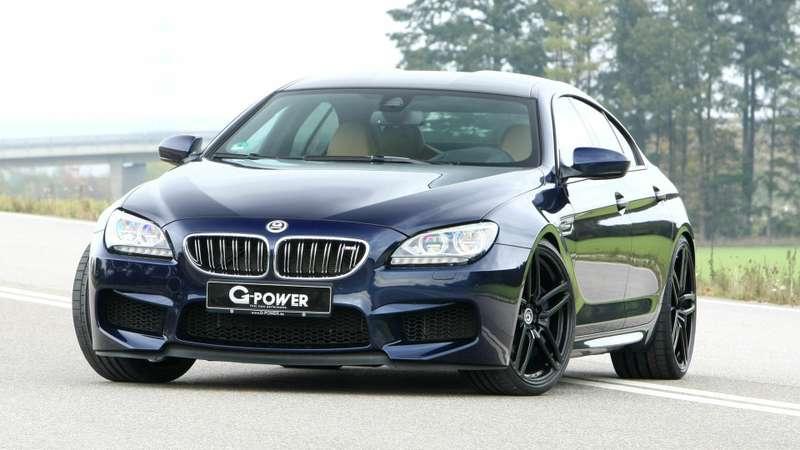Записки атлета: BMW M6Gran Coupe перебрал с«допингом»