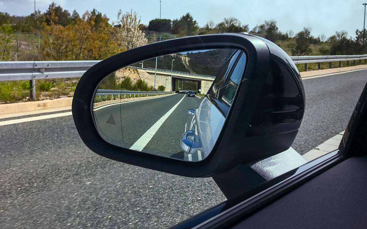 Mercedes-Benz А-класса: как большой— фото 876125