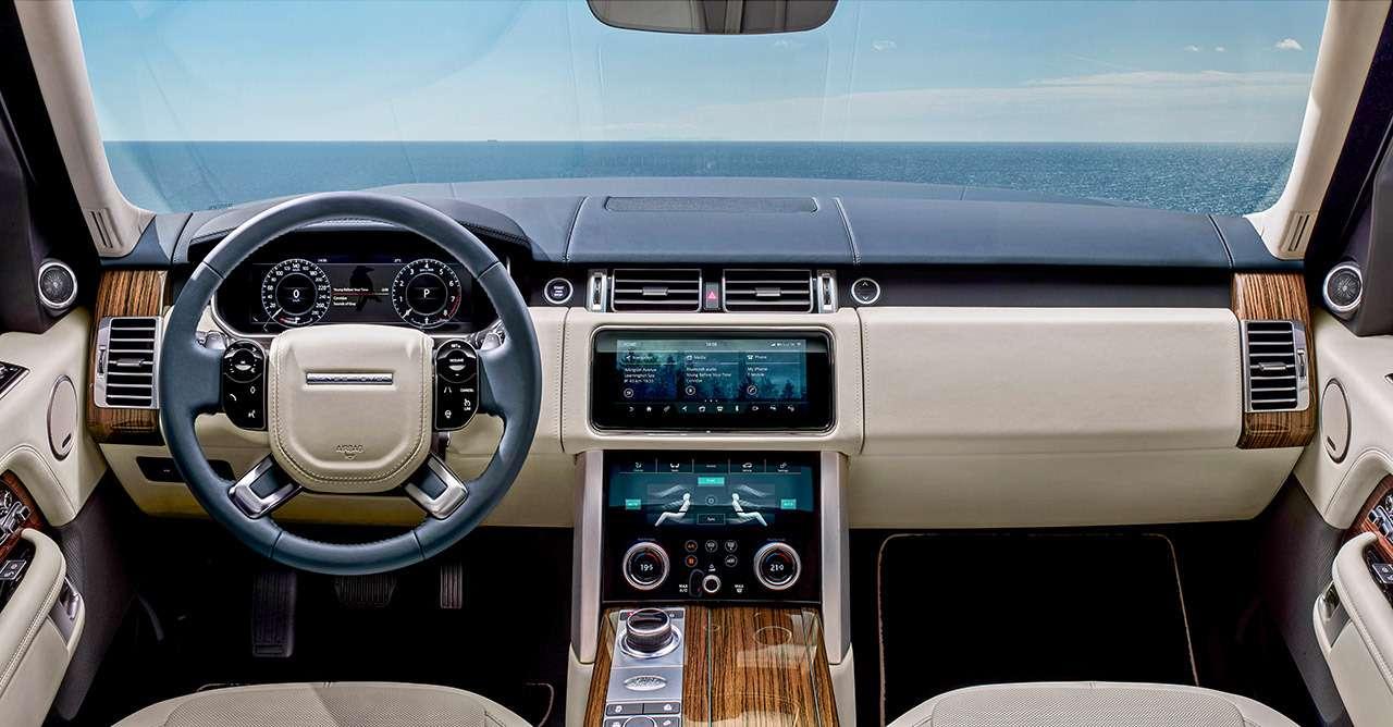 Range Rover 2018: 2,8л топлива насотню?! Быть того неможет!— фото 820984