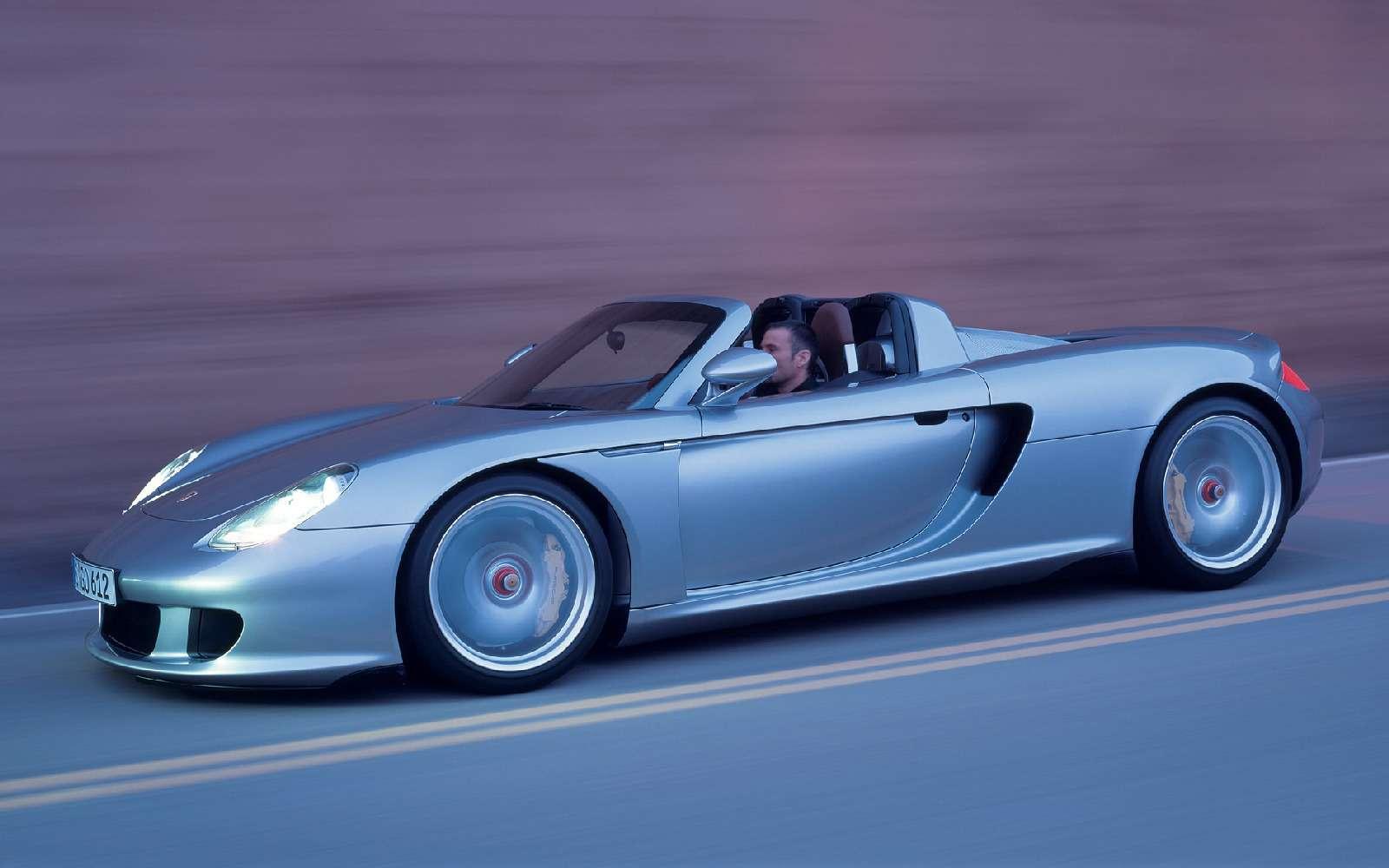 В пятерке самых ярко звучащих Porsche не нашлось места турбонаддуву— фото 709000