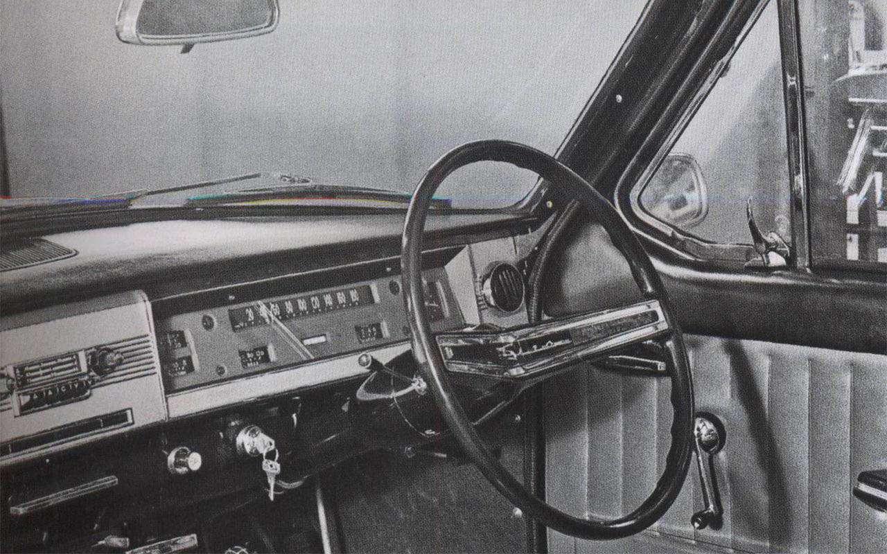 18советских автомобилей справым рулем— итакое было!— фото 980930
