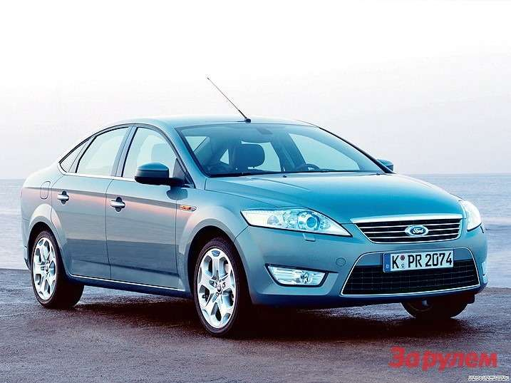 Ford Mondeo 2008г.