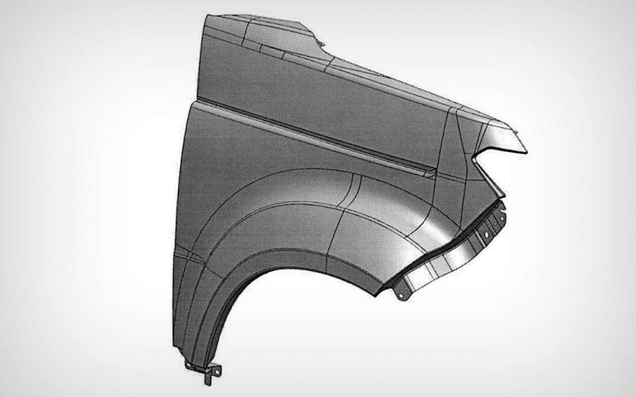 Новый УАЗ Патриот II— стало понятно, какие унего крылья— фото 1085673