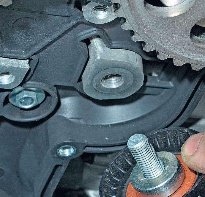 Замена ремня генератора на калине 16 клапанов с кондиционером своими руками 67