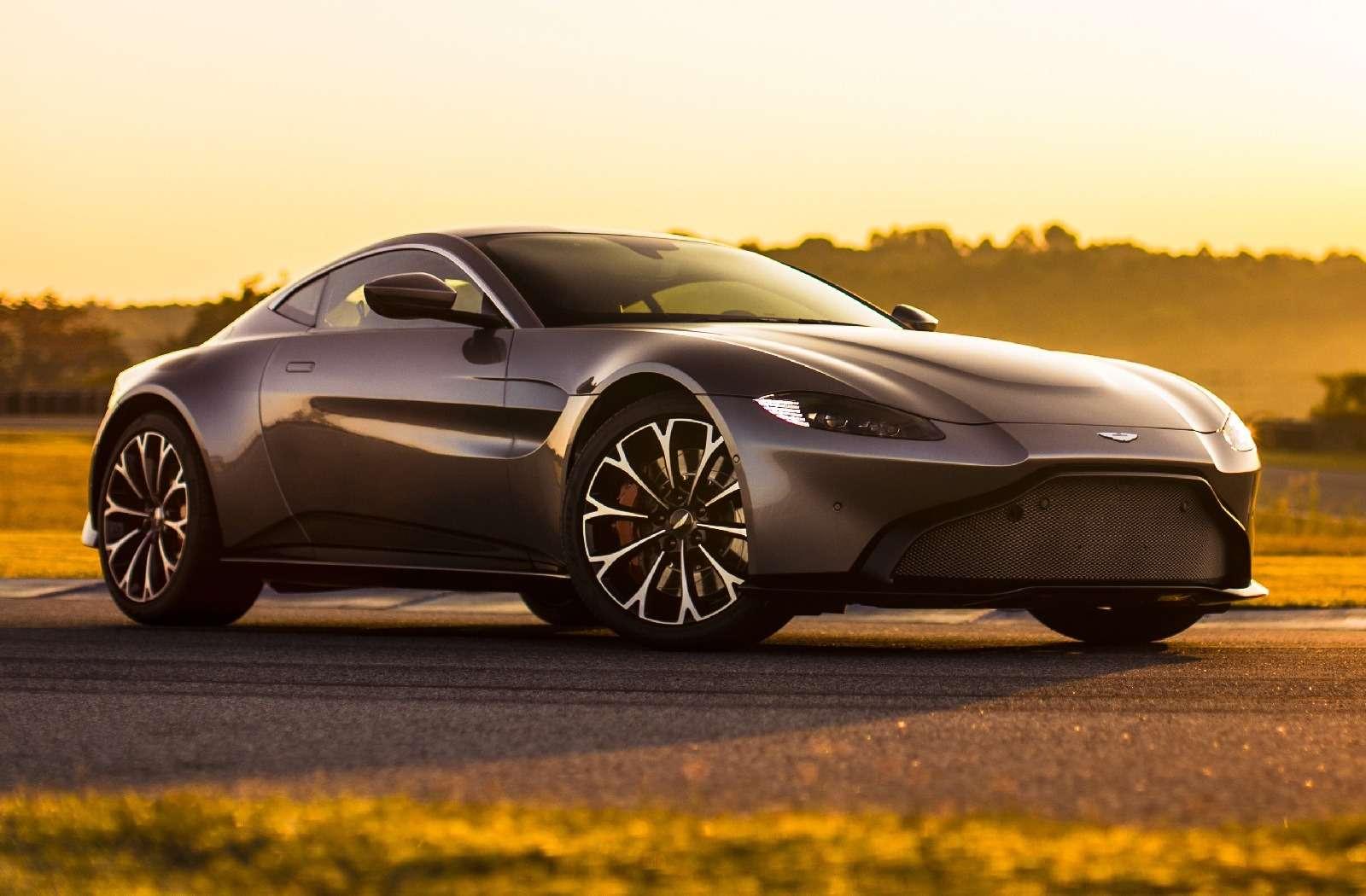 Проверено Джеймсом Бондом: представлен новый Aston Martin Vantage— фото 818861