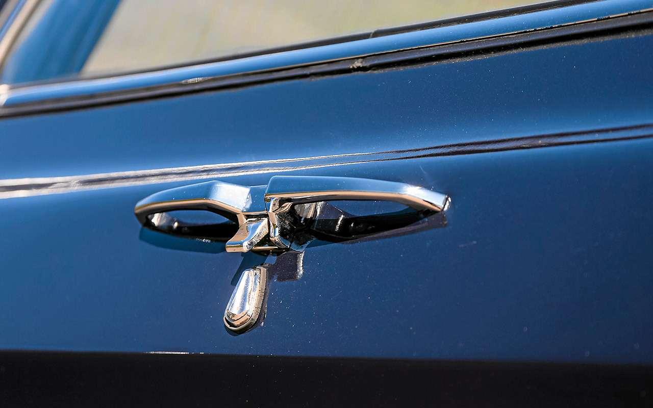 Самый желанный автомобиль вСССР: тест недоступной Волги— фото 992086