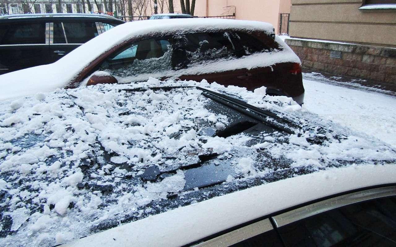 Сосулька замиллион: топ-5 самых серьезных убытков зимы
