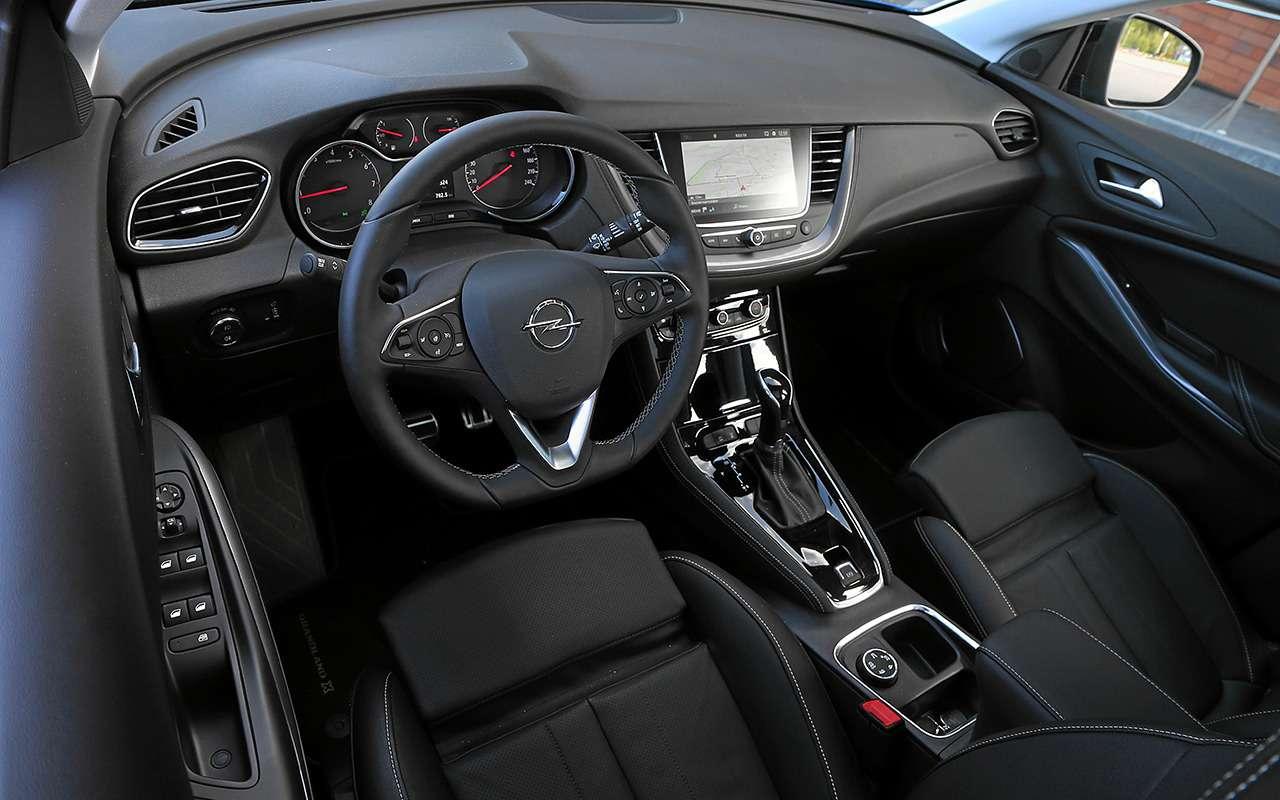 Opel Grandland X: ответили наваши главные вопросы— фото 1166141