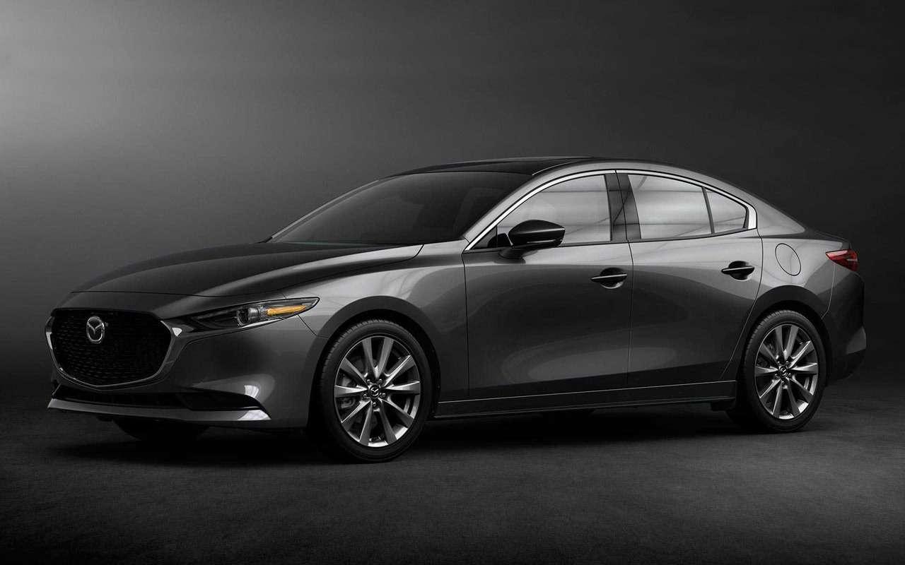 Новая Mazda 3: изменилось всё!— фото 926876