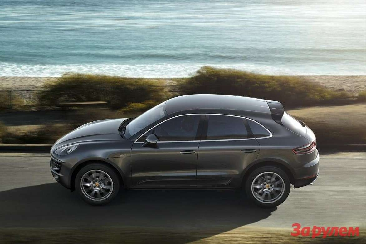 Porsche Macan SDiesel