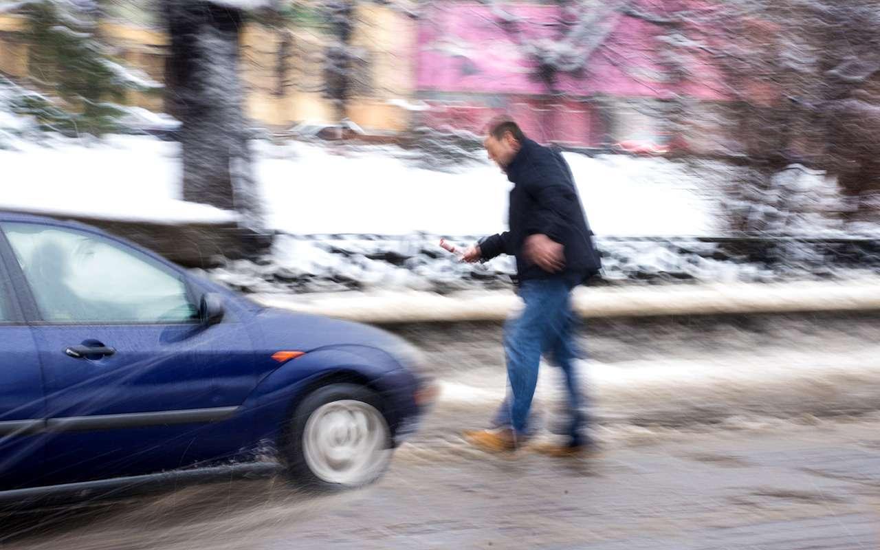 Всегда ли пешеход прав?— Нет! НовРоссии— да!— фото 987013