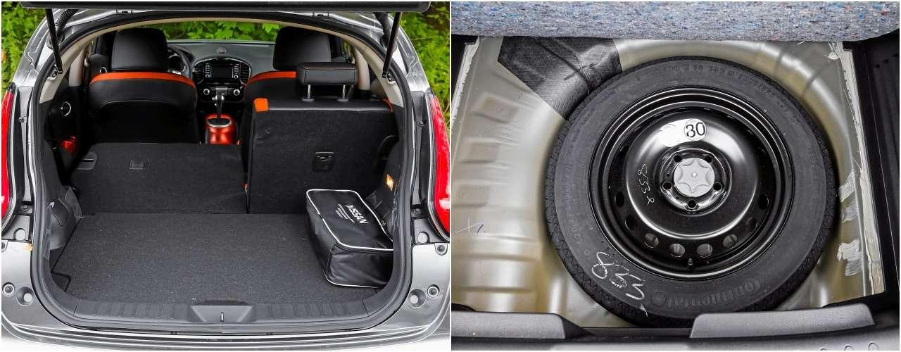 6 плюсов и3минуса обновленного Nissan Juke— фото 908067