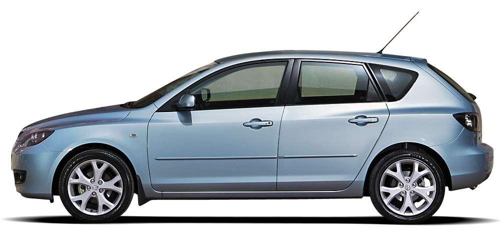 Mazda3 хэтчбек
