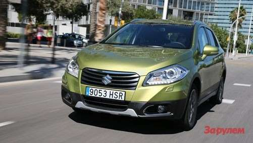 08 SX4 S CROSS Dynamic