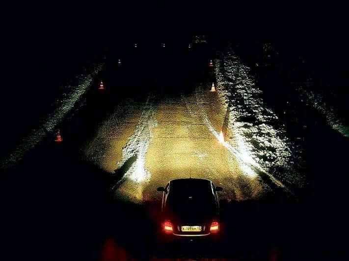 Рейд «левый» ксенон: Ночной позор— фото 90784