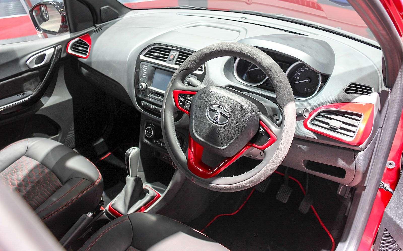Tata пригрозила румынской Dacia бюджетными новинками— фото 718492