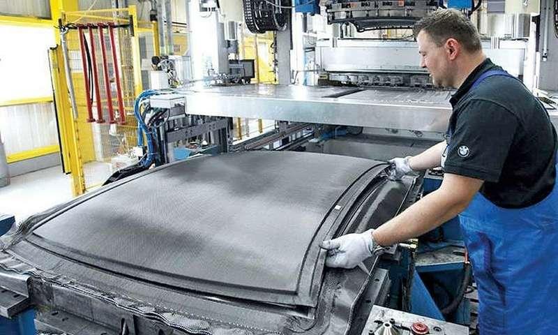 nocopyright BMWm3 carbonroof