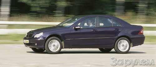 BMW3, Mercedes-Benz C, Volvo S60. ИЗМЕРЯЕМ ПРЕСТИЖ— фото 25337