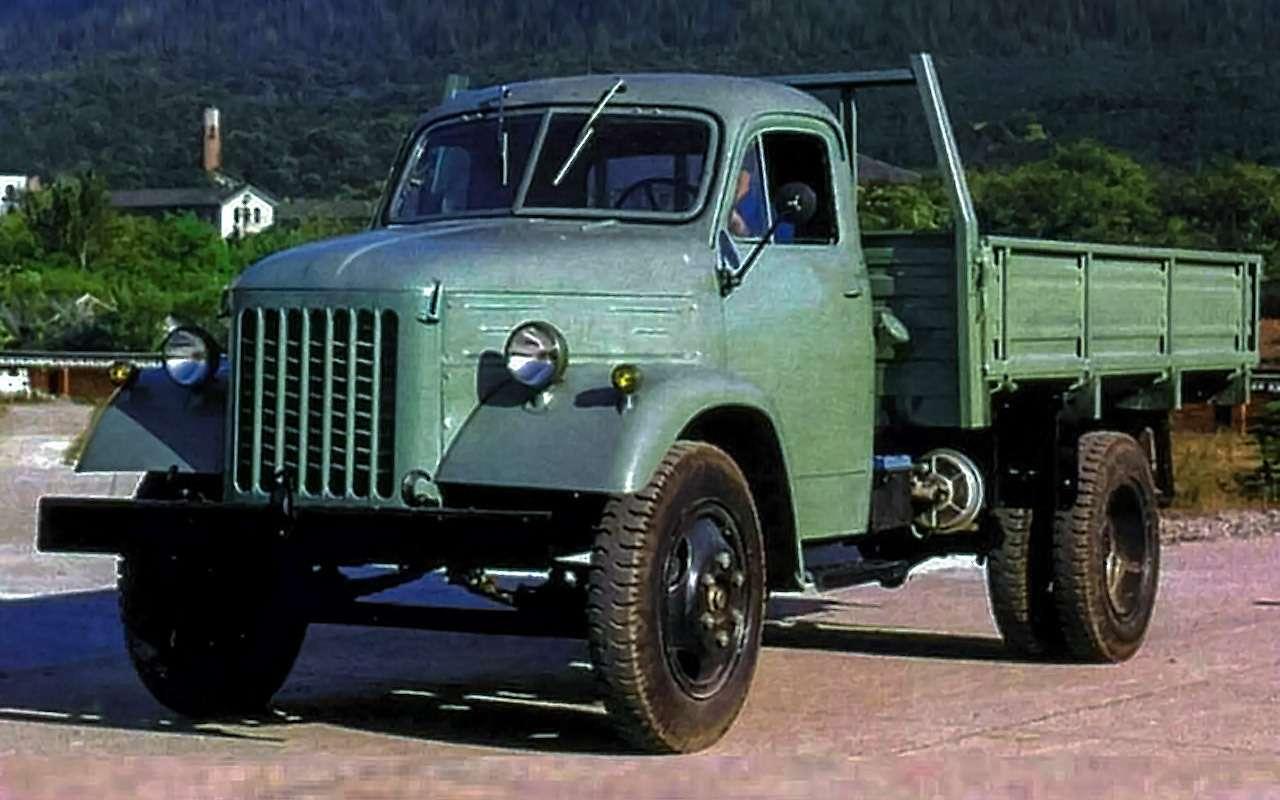 Наши заграницей: вочто превращались автомобили СССР вКитае, Корее, наКубе— фото 963678