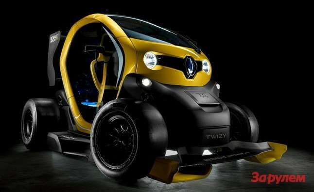 Renault Twizy F1Concept