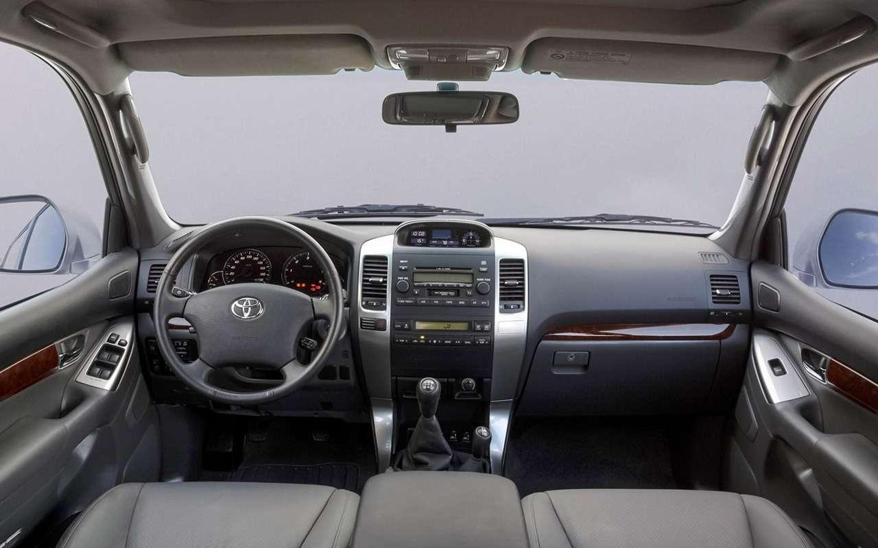 Toyota Land Cruiser Prado спробегом: онправда неломается?— фото 1083691