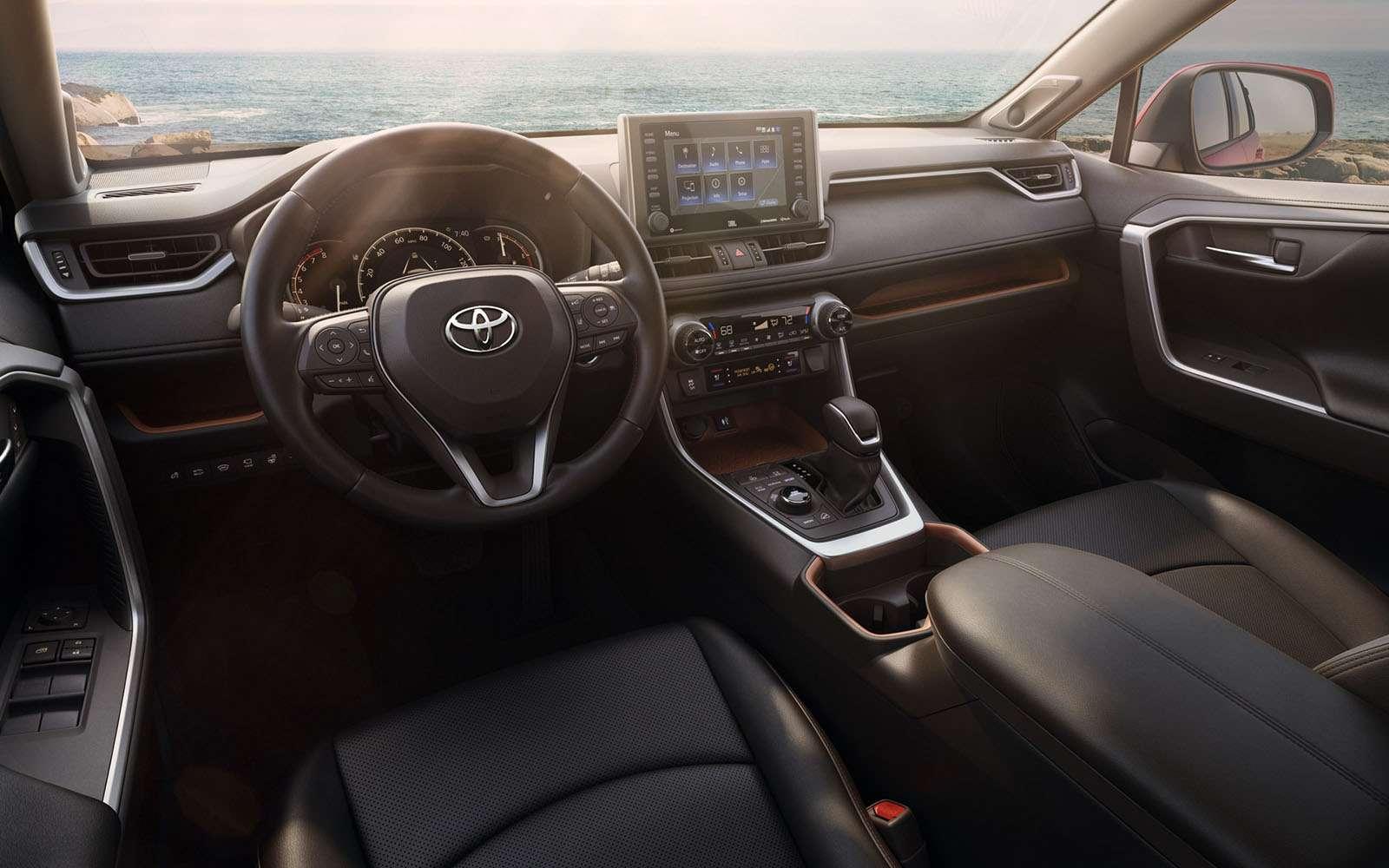 Новая Toyota RAV4: больше никакого унисекса!— фото 857655