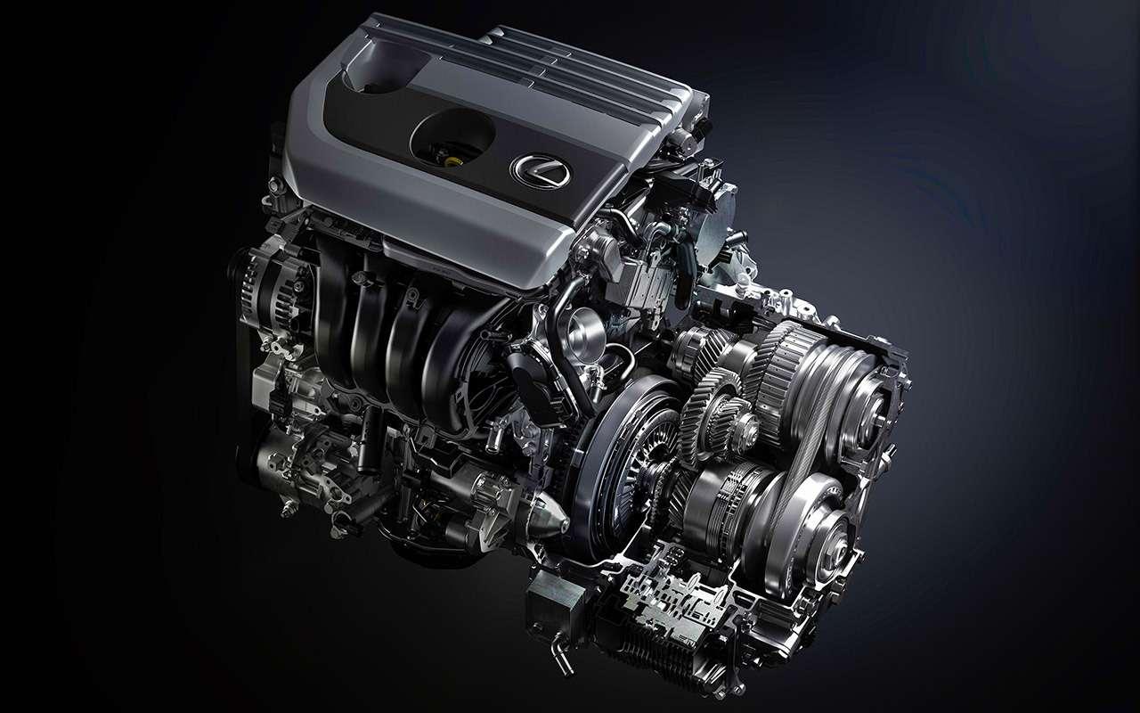 Новый кроссовер Lexus UX— первый тест-драйв— фото 908096