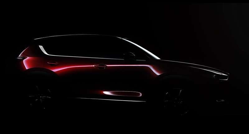 Эволюция красоты: Mazda подразнила новым кроссовером CX-5