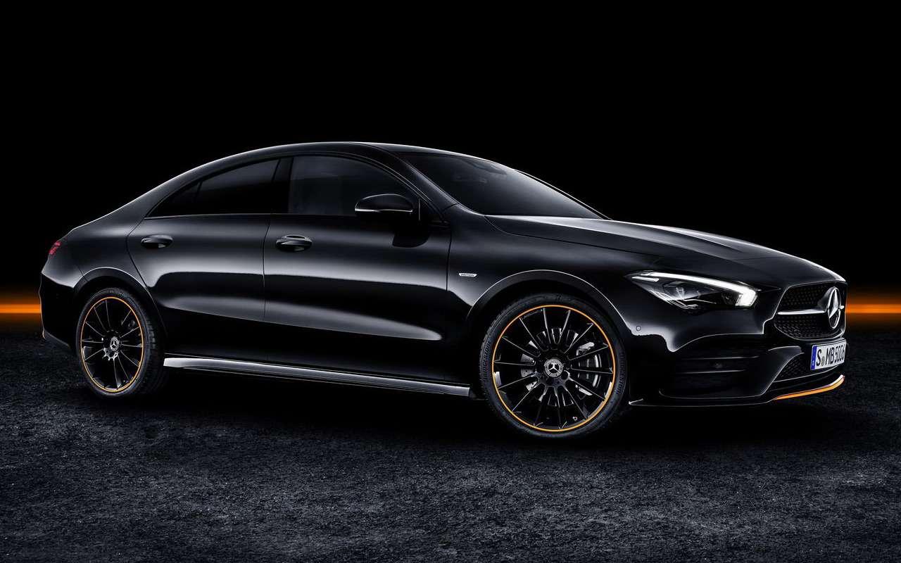 Mercedes-Benz показал новый CLA вЛас-Вегасе— фото 938607