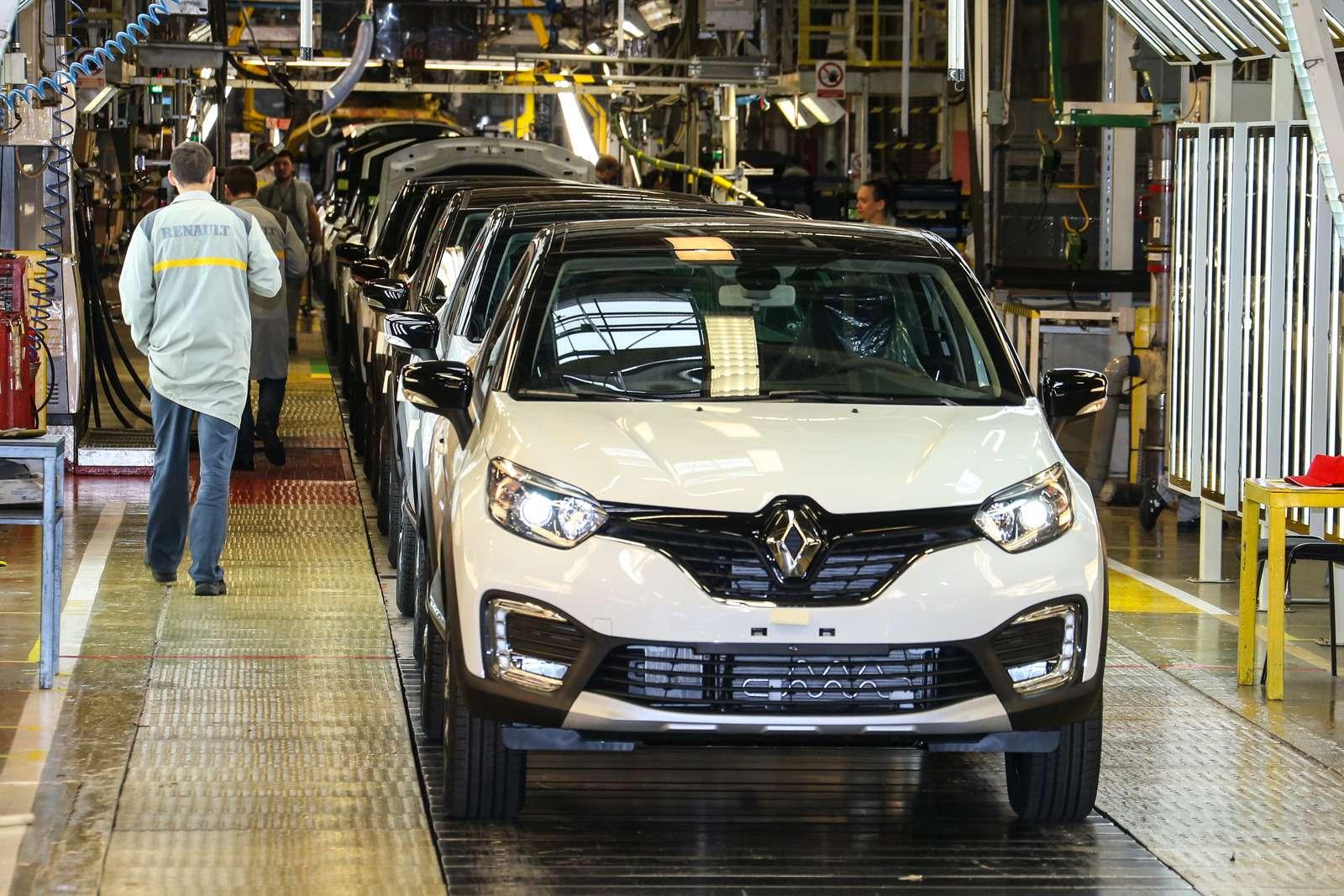 Renault Kaptur: поехали!— фото 581147