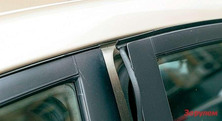 Железная логика: оцениваем ремонт кузова— фото 258155
