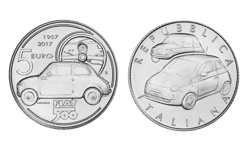 Монеты сФиатом 500 будут продавать поспекулятивному курсу