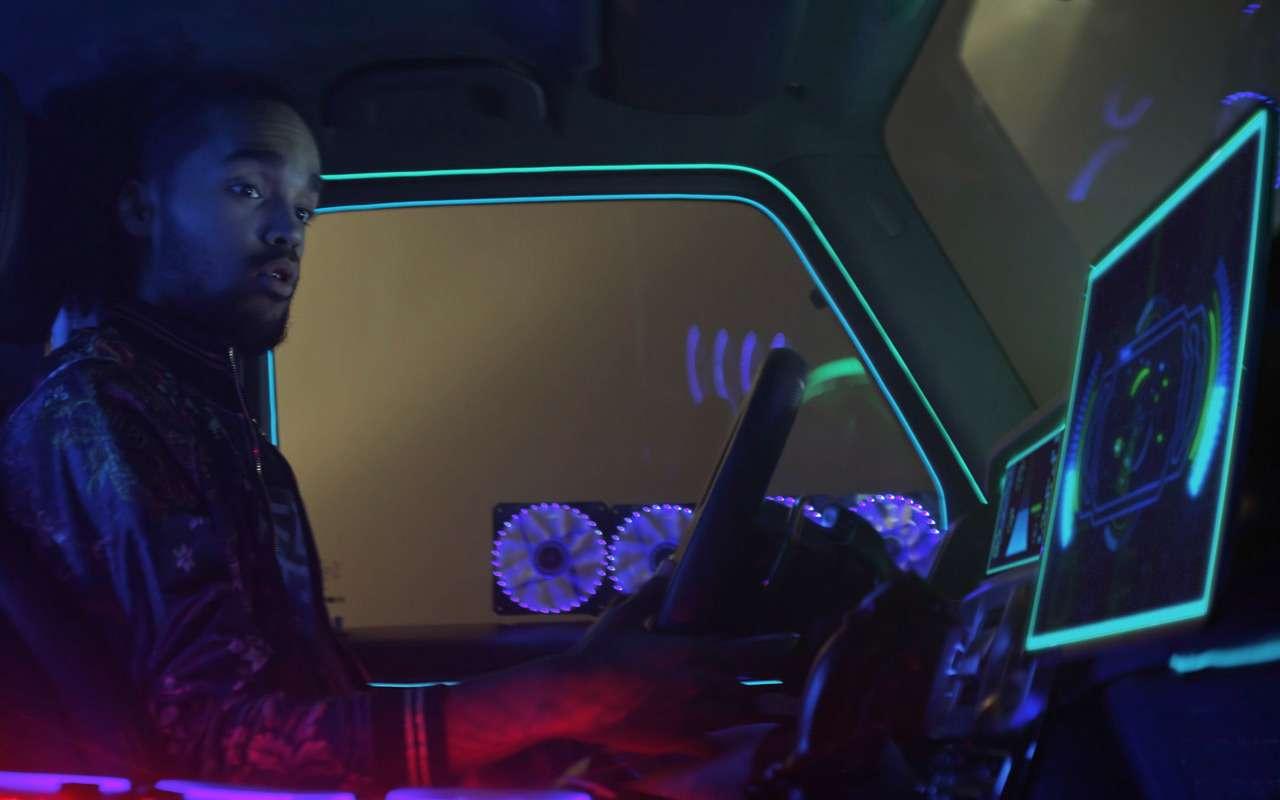 Mercedes-Benz хочет интегрировать видеоигры вавтомобили иавтобусы— фото 959667
