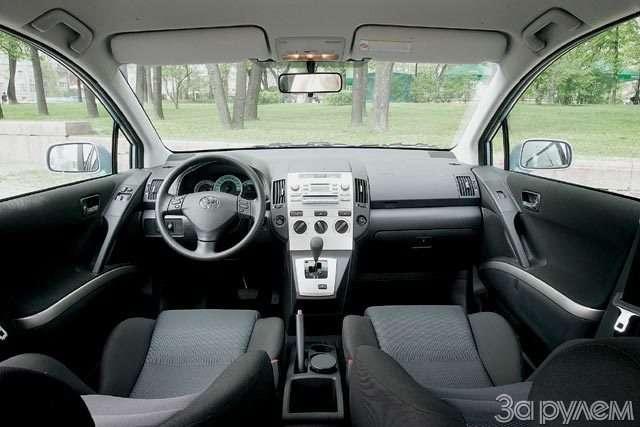 Toyota Corolla Verso. Такая нужна самому!— фото 57100