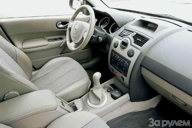 Тест Ford Focus II, Renault Megane, Mitsubishi Lancer. Двое наодного— фото 58313