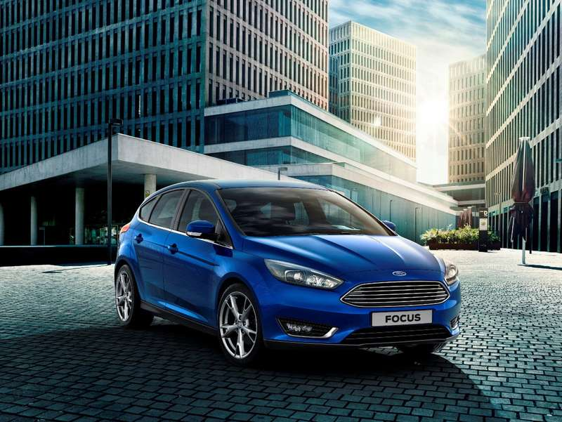 New-Ford-Focus