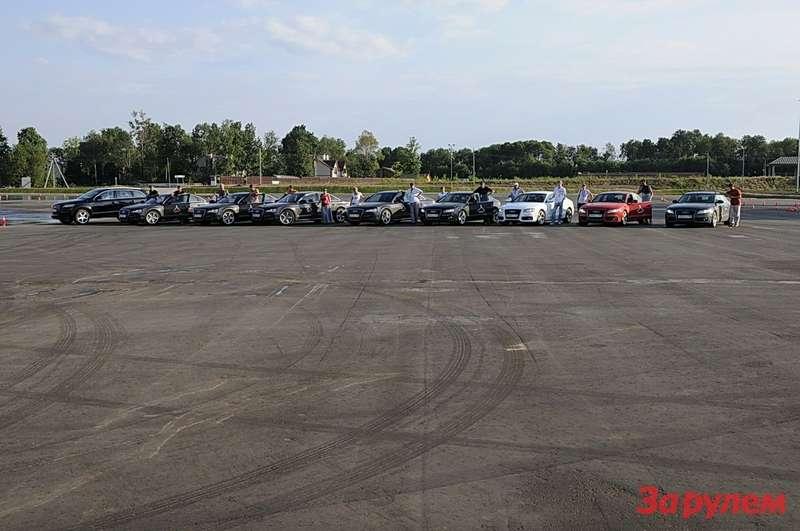 Audi quattro driving school_23